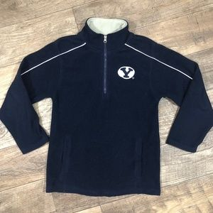 Other - Vtg. Yahoo Sz 10-12 1/4 Zip Up Pullover
